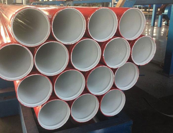 镀锌涂塑管应用的领域