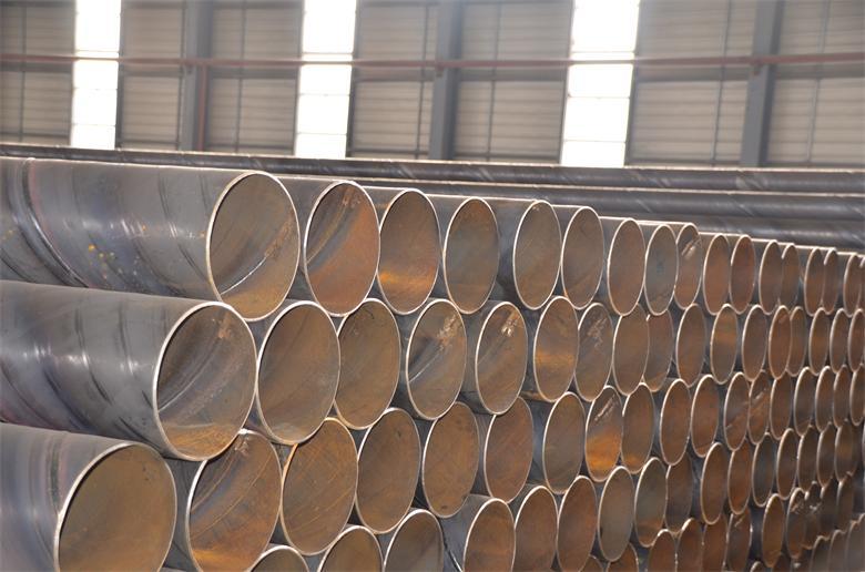 螺旋焊管的强度优势