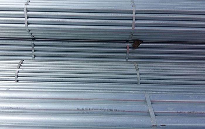 镀锌钢管可以焊接吗